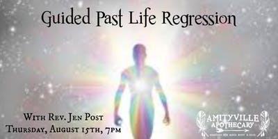 Past Life Regression with Rev. Jen Post
