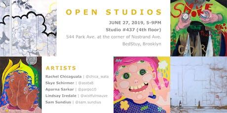 Art + Apéro: Open Studio tickets
