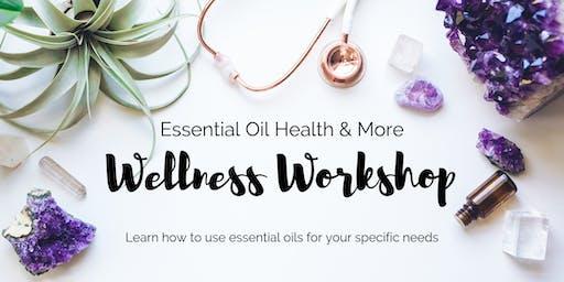 Essential Oil Wellness Workshop