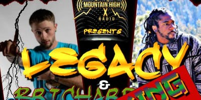 MountainHighXRadio Presents: LEGACY & RricharrayY