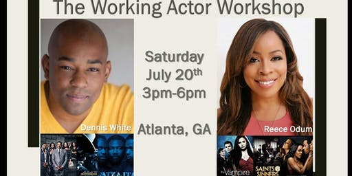 The Working Actor Workshop