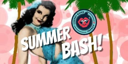 Cherry Bomb and Girls Pint Out Present: A Summer Bash
