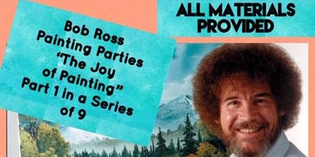 Bob Ross Painting Party tickets