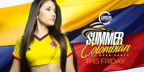 Rumba Colombiana GRATIS @ Carbon tickets