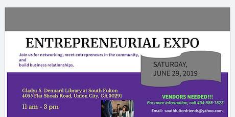 Entrepreneurial Expo tickets