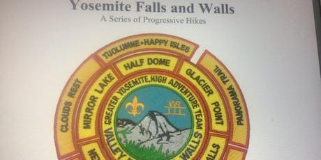 Yosemite Valley High Adventure: YOSEMITE FALLS tickets