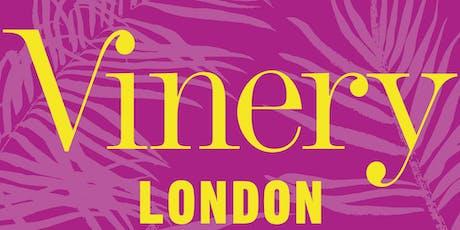 Vinery London - 2019 tickets