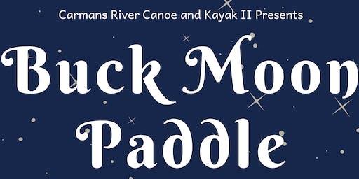 Buck Moon Paddle