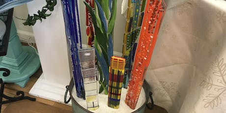 Fused Glass Plant/Garden Stake Workshop tickets