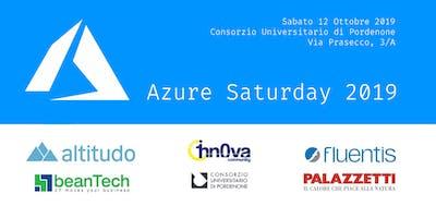 Azure Saturday 2019