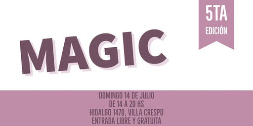 MAGIC 5TA EDICIÓN
