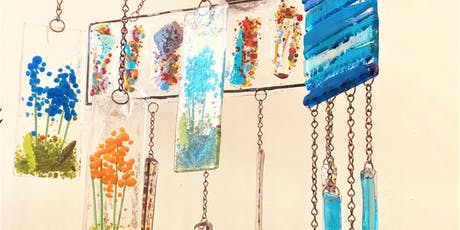 Fused Glass Wind Chime Workshop tickets