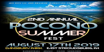 2nd Annual Pocono Summer Fest