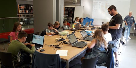 CoderDojo Ham - 27/07/2019 tickets