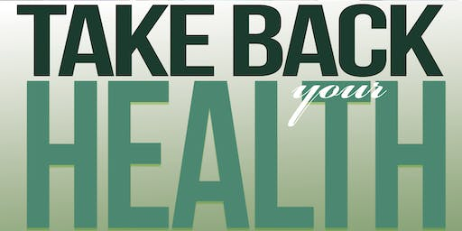 Take Back Your Health - Live with Barbara O'Neill at Cornerstone of Health