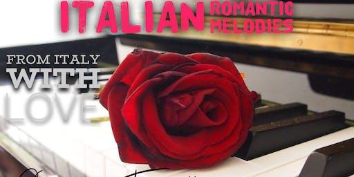 the essence of italian romantic melodies