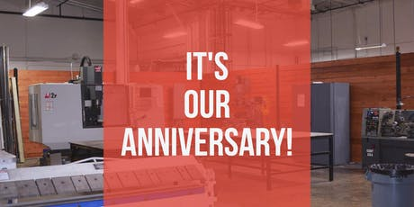 5th Anniversary Open House! tickets