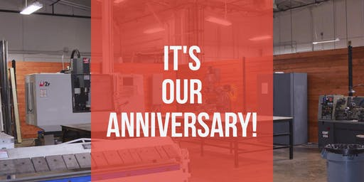5th Anniversary Open House!