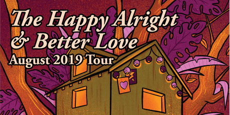 The Happy Alright, Better Love at Gold Sounds tickets