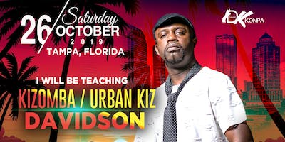 Kizomba & Urban Kiz Workshops