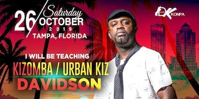 Kizomba & Urban Kiz Workshops