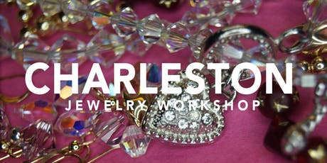 Charleston Jewelry Design Workshop tickets