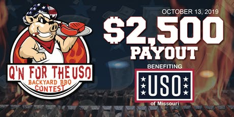 Q'n For The USO of Missouri tickets