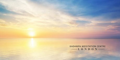 Five Stages of Training in Mahamudra - Weekend Course with Gen Kelsang Gomchen (Temple) tickets