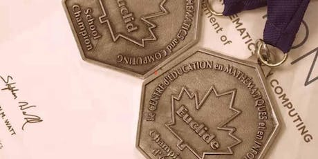 Canadian Mathematics Contest  &  Canadian Computing Competition Seminar tickets