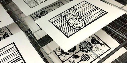 Intro to Linoleum Block Printmaking
