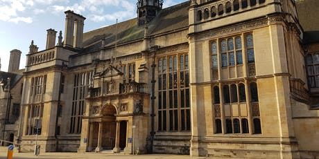 BRP student visa collection for new Oxford students October 2019  tickets