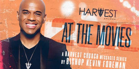 Harvest at the Movies-July Message Series tickets