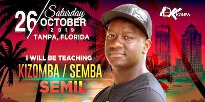 Semba /Kizomba Workshops