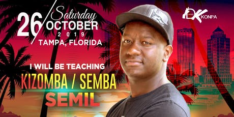 Semba /Kizomba Workshops tickets