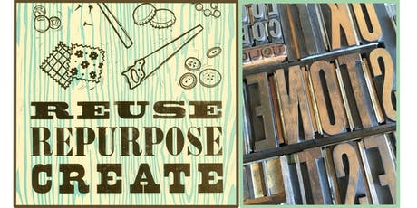 Wood Type Poster Workshop tickets