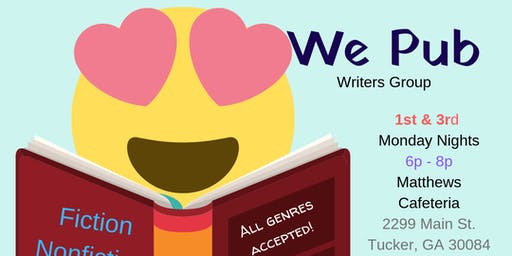 'We Pub' Writers Group