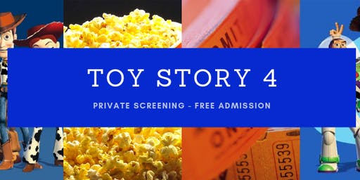 TOY STORY 4 - PRIVATE SCREENING
