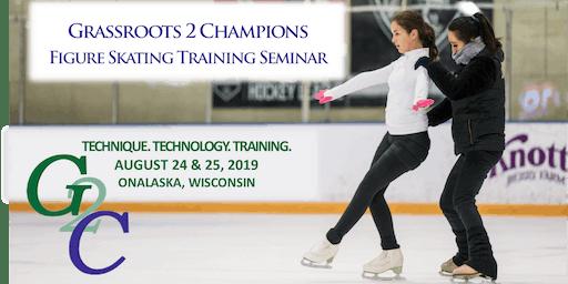 Grassroots 2 Champions Figure Skating Seminar