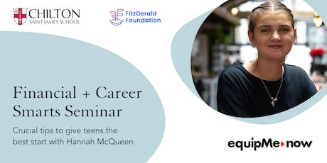 Hannah McQueen Financial & Career Smarts Seminar tickets