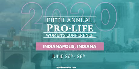 5th Annual Pro-Life Women's Conference tickets