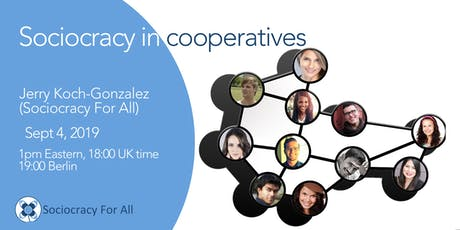Sociocracy for cooperatives tickets