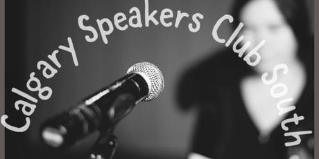 Calgary Speakers Club South  tickets