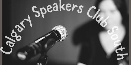 Calgary Speakers Club South