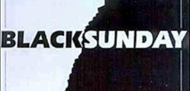 Black Sunday Event