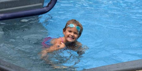 Swim 101 Ages 3-5 years old tickets