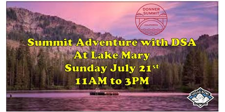 Summit Adventures with DSA tickets