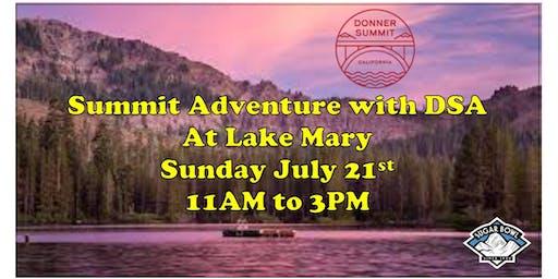 Summit Adventures with DSA