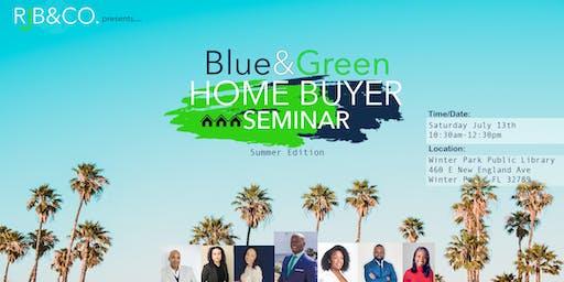 The RJB&CO Green & Blue Home Buyer Seminar 2019