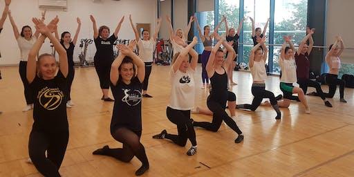 Irish Dancing Workshop with Horizon Dance Company