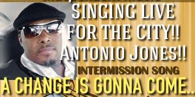Support Antonio Jones